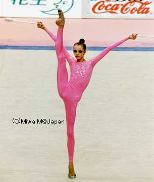 1999 Aeon Cup.Clubs routine